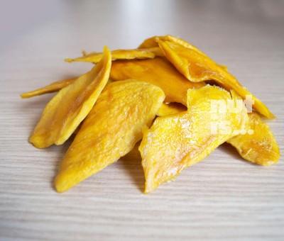 Mango αποξηραμένο χωρίς ζάχαρη