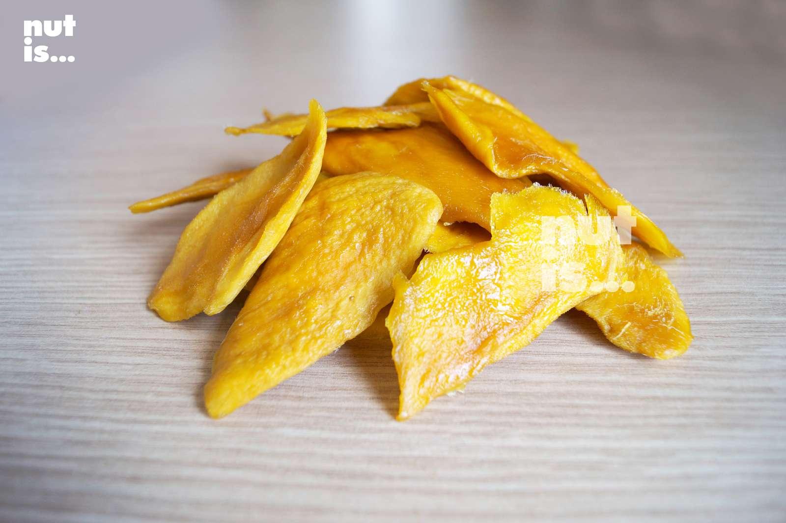 mango χωρίς ζάχαρη