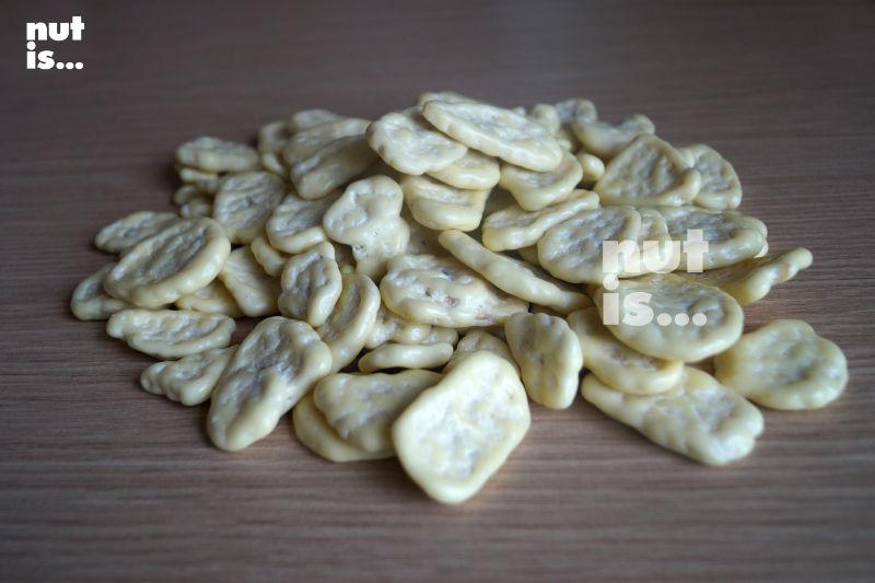 Λευκή Σοκολάτα Μπανάνα
