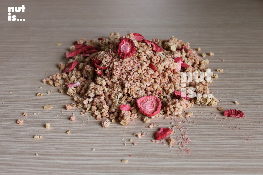 Μούσλι Cruchy φράουλα